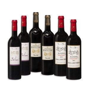 Vinsmakarlåda Provence – ekologisk